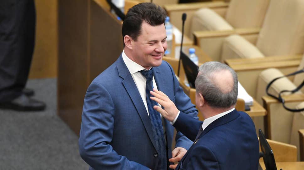 Член комитета Госдумы по обороне Роман Романенко
