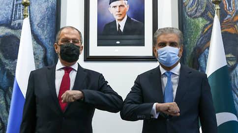 Медовый полумесяц  / Сергей Лавров разморозил отношения с ключевым союзником США в Южной Азии