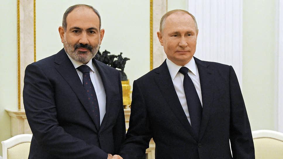 Владимиру Путину важно, чтобы Армения была в надежных руках. Даже если это будут руки не Никола Пашиняна