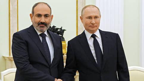Ведь это наши двое, они помогут нам // Россия участвует в избирательной кампании в Армении за своих