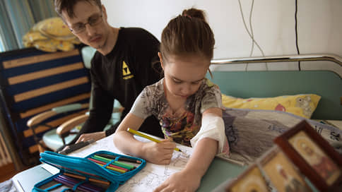 Папина дочка  / Пятилетнюю Наташу спасут трансплантация костного мозга и лекарства