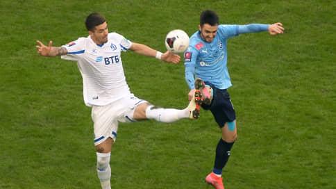 Динамо настучали снизу // Крылья Советов в полуфинале выбили одного из фаворитов