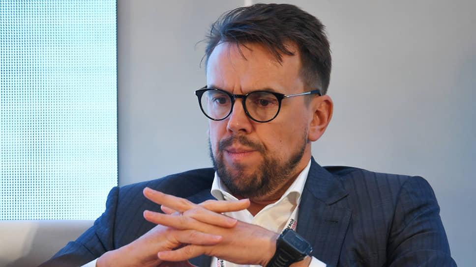 Бывший председатель правления инвестиционного банка «Веста» Виктор Жидков