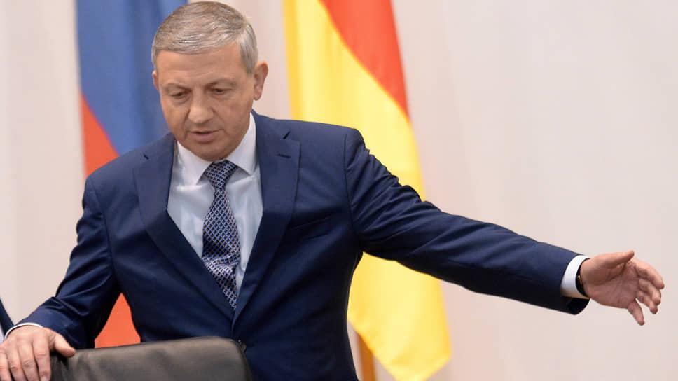Бывший глава Северной Осетии Вячеслав Битаров
