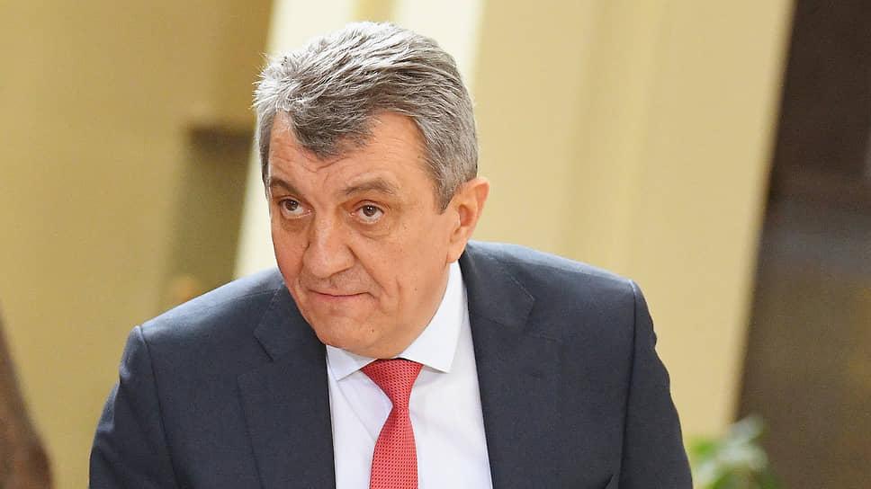 Черногорская флотилия / Врио главы Северной Осетии назначен вице-адмирал запаса