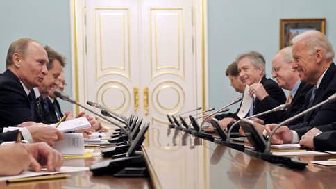 Выедем поговорим? / Президент США попросился на встречу с Владимиром Путиным