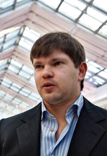 Совладелец сети кофеен «Шоколадница» Александр Колобов