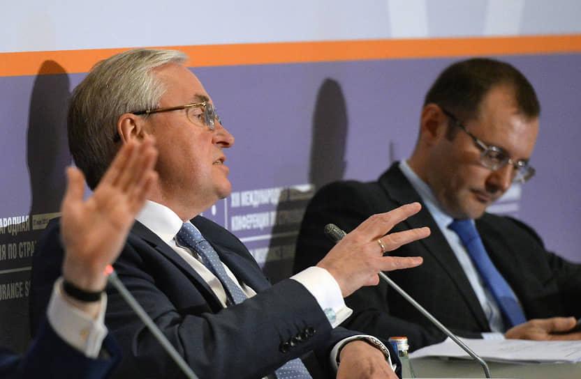 Глава РСА Игорь Юргенс надеется убедить курирующего страхование зампреда ЦБ Владимира Чистюхина в необходимости пойти навстречу друг другу