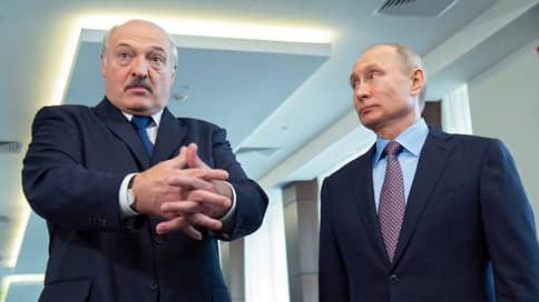 Александр Лукашенко вынес себе заговор / Белорусский лидер едет к Владимиру Путину от США подальше