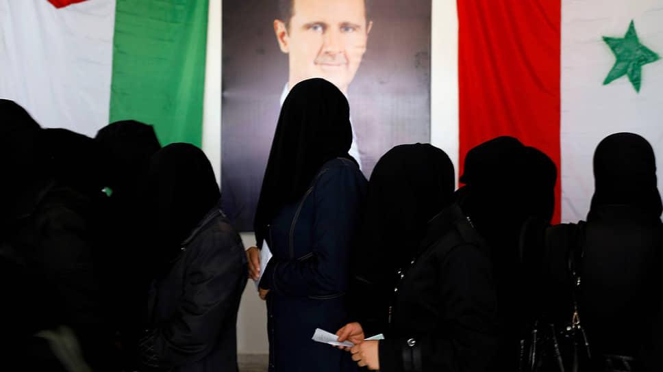 Президент Сирии Башар Асад пока не объявил о своих планах, но мало кто сомневается, что он пойдет на выборы и снова победит