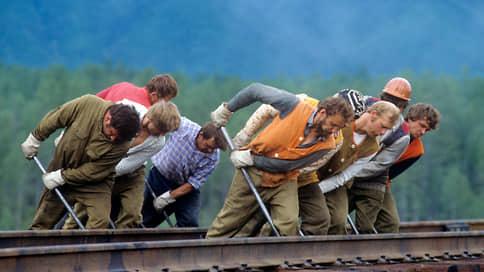 Рельсы бы делать из этих людей  / БАМ ощутил дефицит рабочей силы