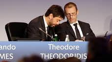 Великая хартия футбольностей  / Президент UEFA Александр Чеферин празднует победу над змеями, лжецами и миром денег
