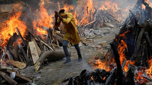Катастрофа по имени Индия  / В стране с более чем миллиардным населением бушует «коронавирусный шторм»