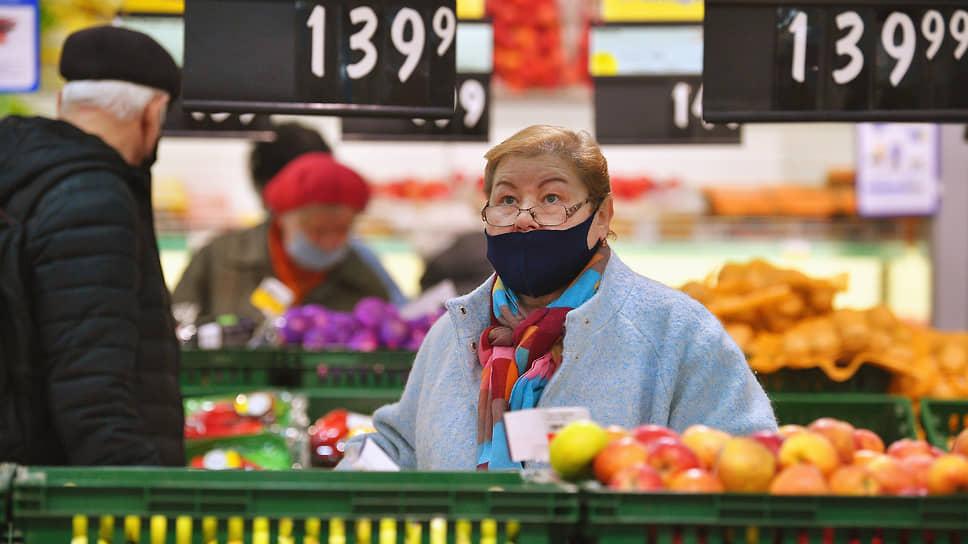 Инфляционные ожидания граждан и бизнеса высоки