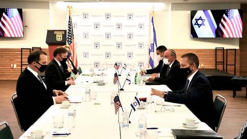 США поделились с Израилем планами на Иран // Советники по нацбезопасности встретились на фоне переговоров по «ядерной сделке»