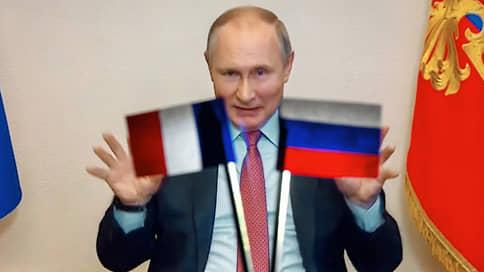 Третьего не Danone // Владимир Путин готов остаться один на один с французским бизнесом