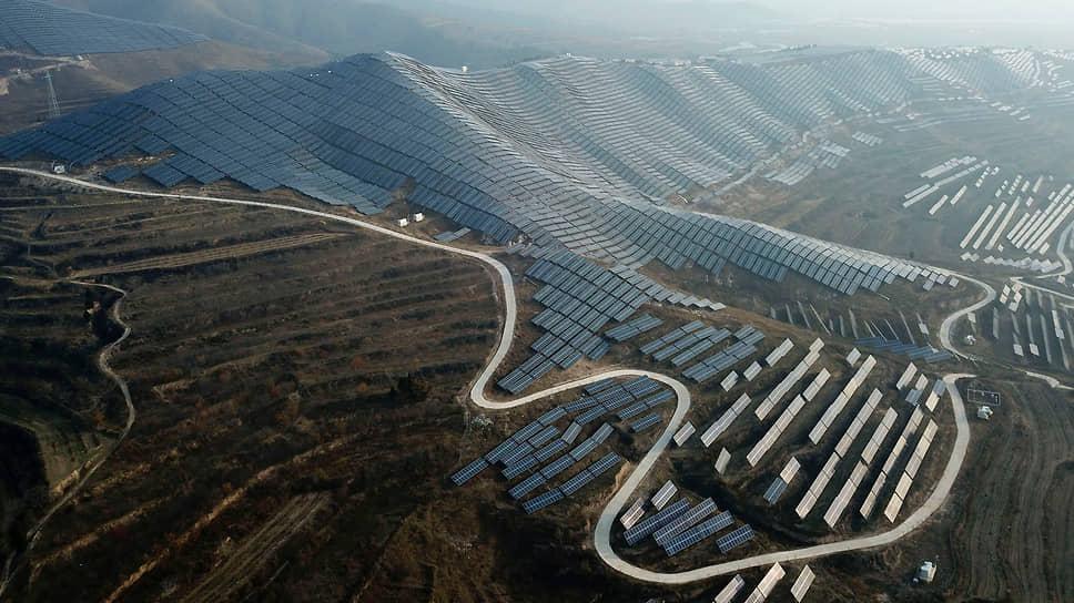 Энергетический переход ведет в Китай
