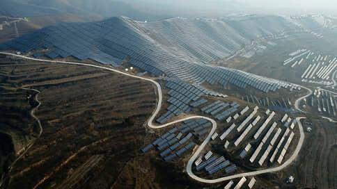Энергетический переход ведет в Китай // Мониторинг альтернативной энергетики