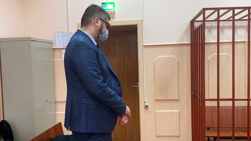 Бывший следователь по особо важным делам Максим Митасов