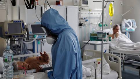Корона на полке  / Но стабильная эпидемиологическая обстановка не исключает возможность третьей волны заболеваемости