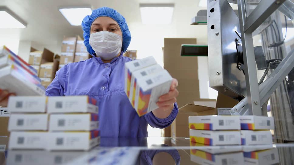 Экспорт таблеток прирастет субсидиями