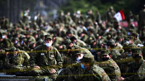 Японская конституция перевооружается // Основной закон страны готовят к отражению китайской угрозы
