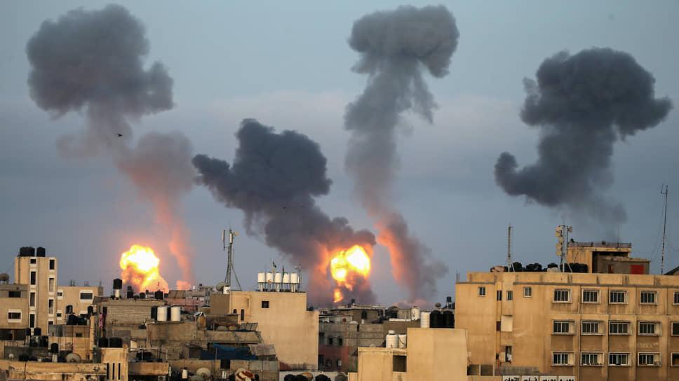 Земля ракетованная  / Битва за Иерусалим обернулась для Израиля ударами из Газы