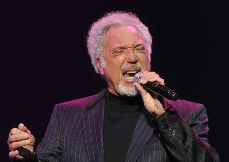 Новый диск 80-летнего Тома Джонса — вызов артиста и себе, и тем, кто до сих пор считает его певцом для домохозяек