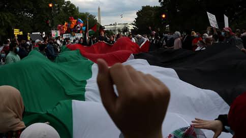 Кругом один Израиль  / Эхо интифады зазвучало в Вашингтоне на всех уровнях власти