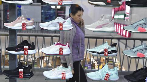Спрос на длинные дистанции  / Граждане накупили одежды и обуви для бега