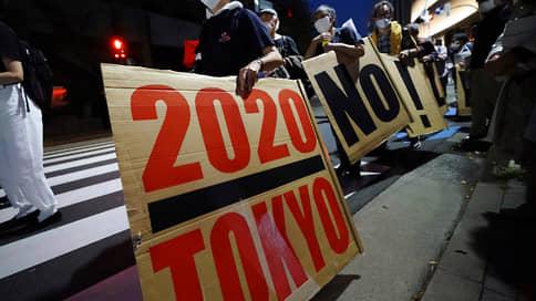 Японский городобой  / Десятки населенных пунктов страны отказываются от участия в Олимпиаде