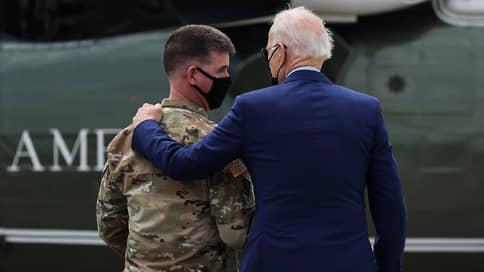 В США все не так с генеральской линией партии  / Бывшие американские военачальники раскритиковали главнокомандующего и демократов
