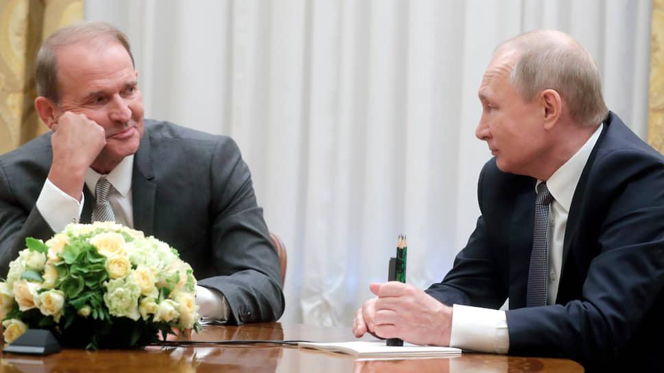 Владимир Путин проявил медведчуткость