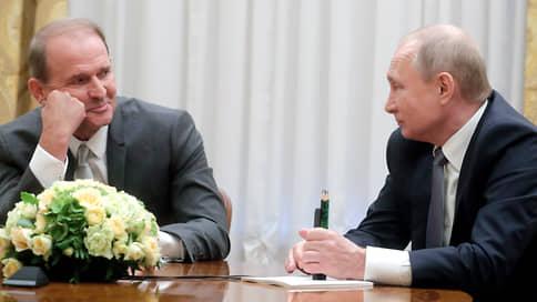 Владимир Путин проявил медведчуткость  / На заседании Совбеза он нашел слова поддержки домашнему арестанту