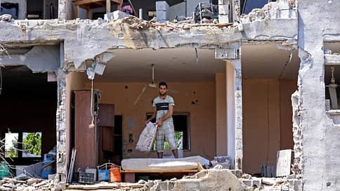 Посредники пожаловали в наши палестины  / Израиль и «Хамас» склоняют к перемирию, но пока безуспешно