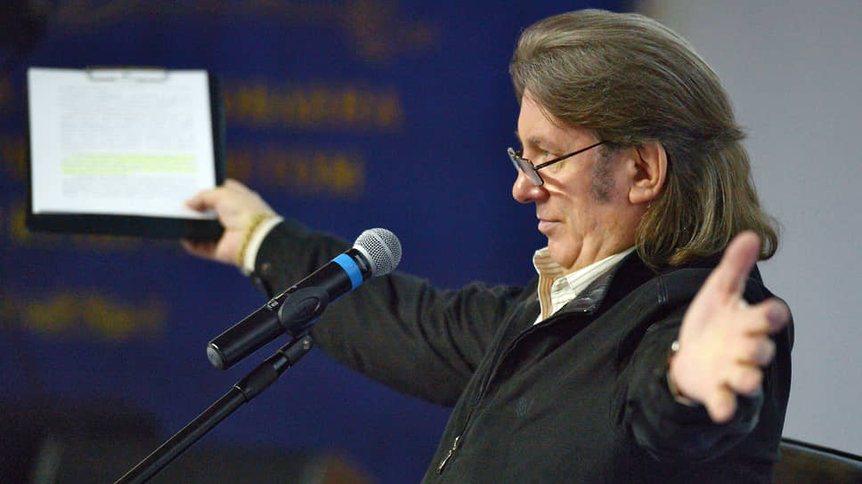 Музыкант Юрий Лоза оценил свой моральный ущерб от исполнения песни «Плот» на Первом канале в 1 млн рублей