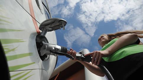 Держи заряд шире  / Власти готовят программу поддержки электромобилей