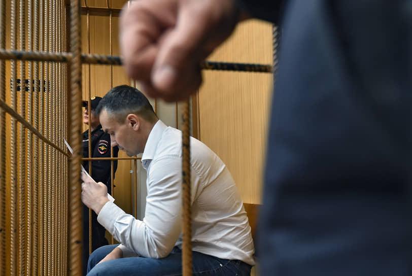 Бывший заместитель гендиректора МКБ «Компас» Дмитрий Мануйлов