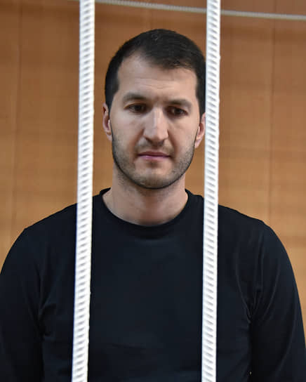 Бывший руководитель ОАО «Промпоставка» Руслан Сулейманов