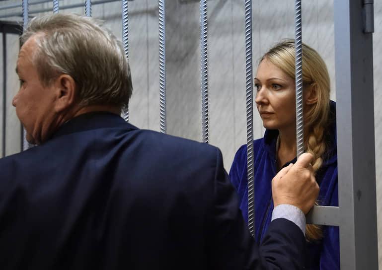 Помощник бывшего руководителя ОАО «Промпоставка» Руслана Сулейманова Екатерина Хлыстова