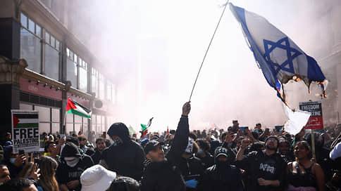 Don't Cry For Me Palestine  / Продолжающиеся ракетные обстрелы не оставили равнодушными ни политиков, ни активистов