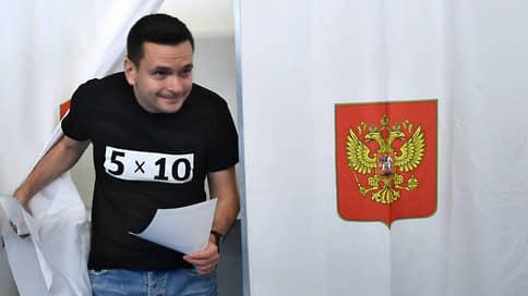 «Яблоко» московского раздора  / В борьбе демократов за мандат коммуниста в Мосгордуме наметилась конкуренция