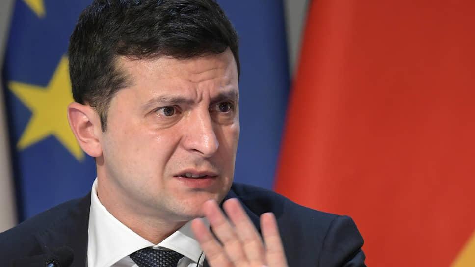 Владимир Зеленский неоднократно изъявлял желание отредактировать минские соглашения, и вот теперь намерение Украины отказаться от ряда их положений получило документальное подтверждение