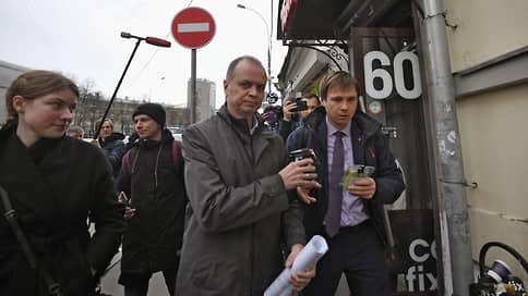 Иван Павлов защитился палатой  / В уголовном преследовании известного адвоката обнаружены нарушения