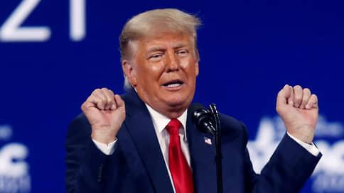 Дональду Трампу шьют уголовку  / Прокуратура Нью-Йорка заинтересовалась налоговыми делами бывшего президента США