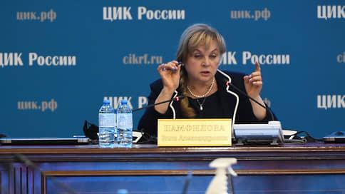 ЦИК навел порядок в глаголах  / Москву попросили не употреблять слово «переголосование» при электронном волеизъявлении