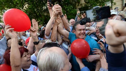 Платошкин — друг, но истина условна // Вынесен приговор лидеру движения «За новый социализм»