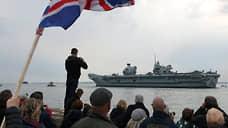 Британия проявила сдерживание в отношении России