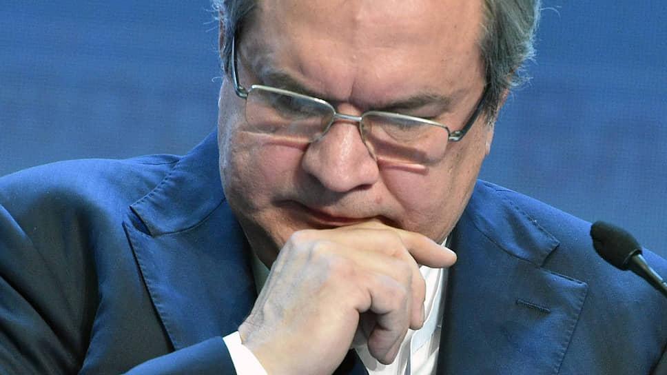 Глава СПЧ Валерий Фадеев получил списки уволенных машинистов — и попросил мэрию разобраться в этом вопросе