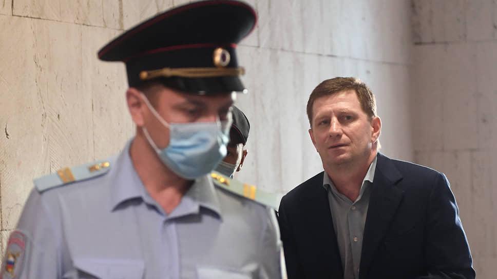 Глаза Сергея Фургала оказались честными